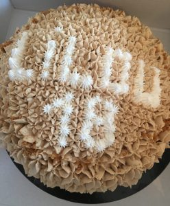 Layer Cake vegan choco speculoos