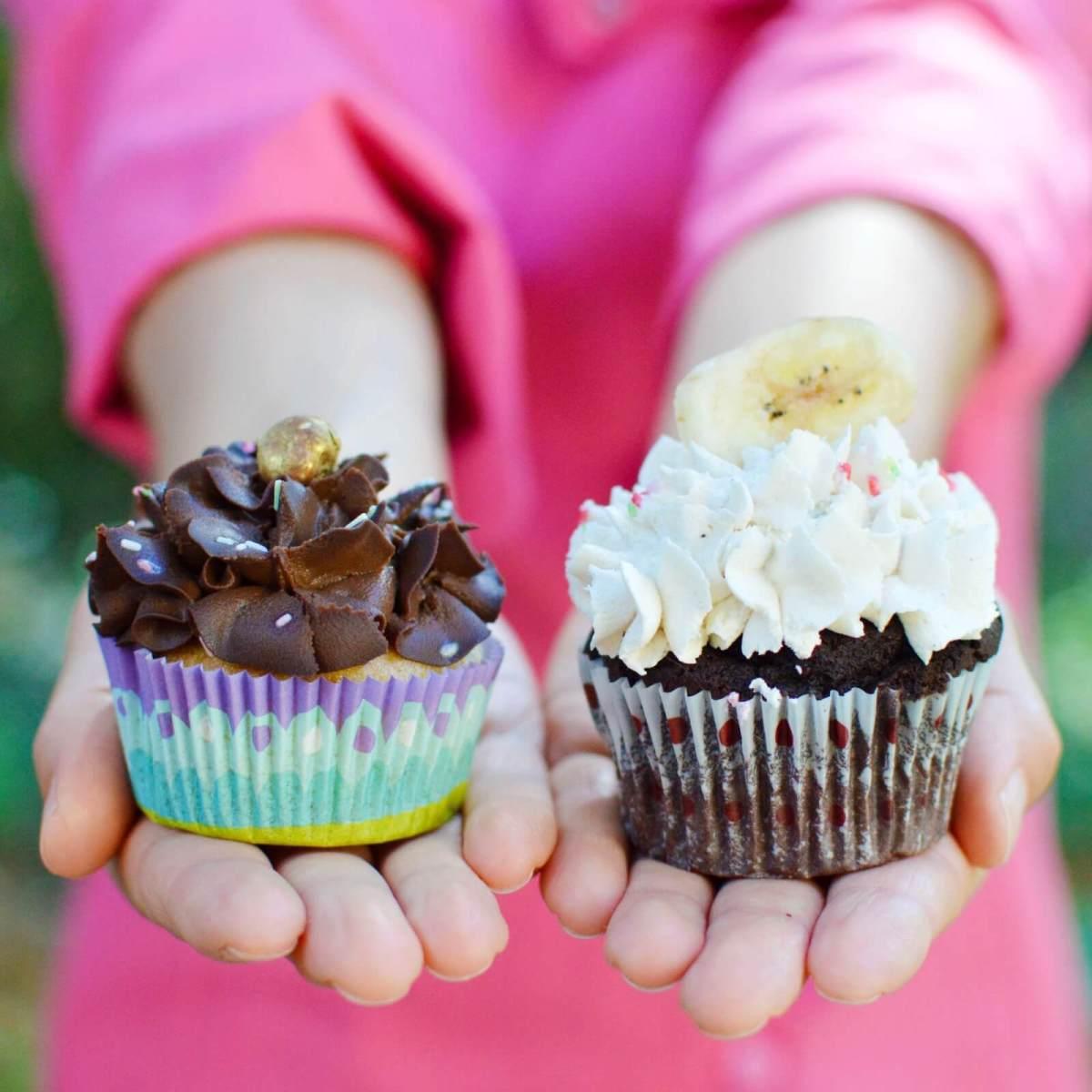 cupcakes vegan jo and nana cakes