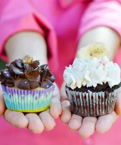 cupcakes vegan jo and nana cakes