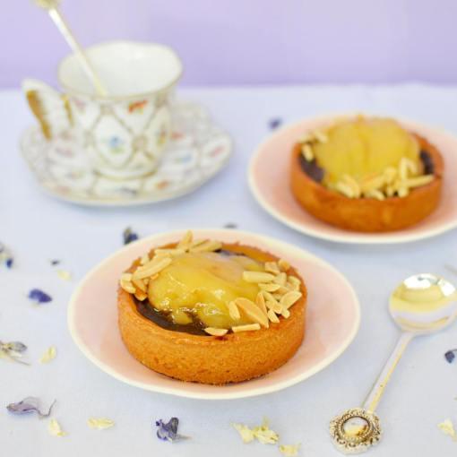 Bourdaloue chocolat vegan jo and nana cakes