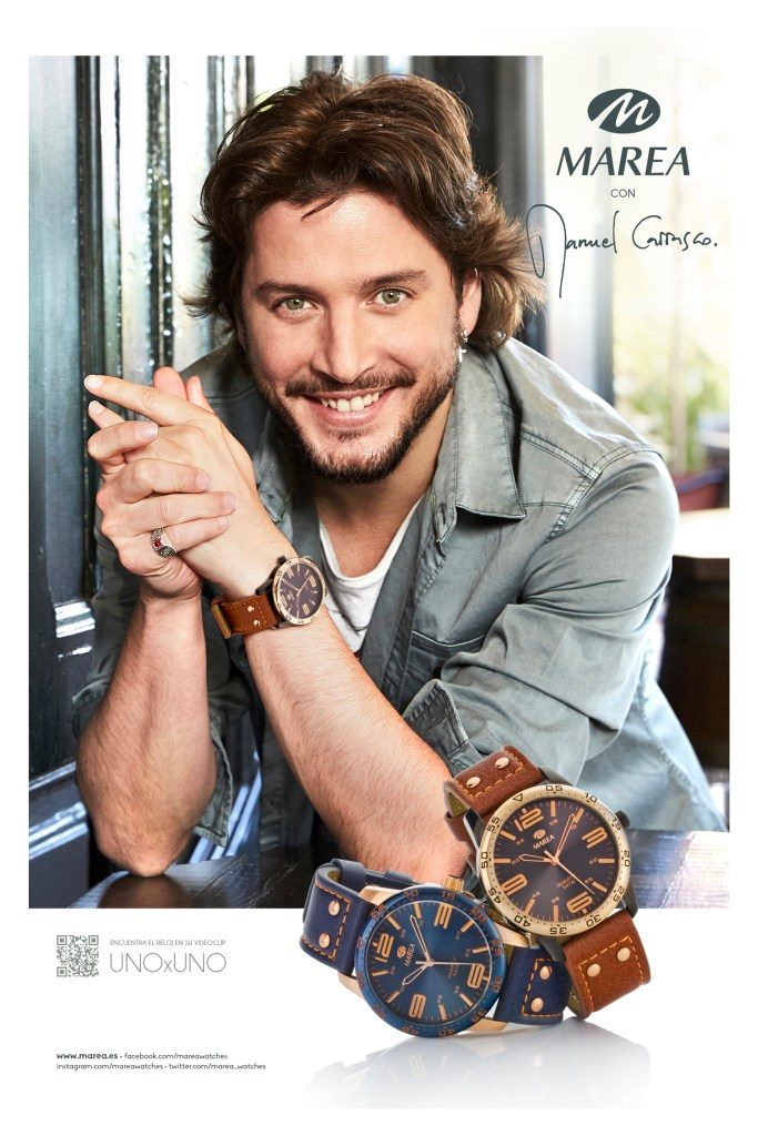 Marea Watches Manuel Carrasco