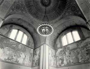 035A01 LA Library Ceiling 1998