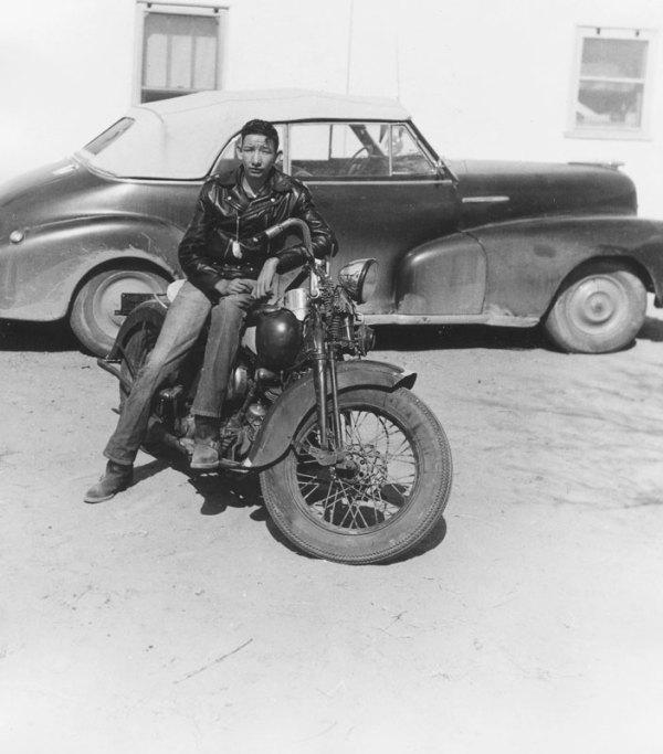 1961xxxyyy Alva's Bike, 1961