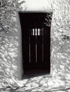 2000007005 Santa Fe Doorway 2000
