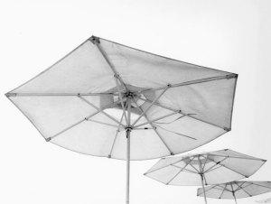 2000035034 The Getty...Umbrellas 2000
