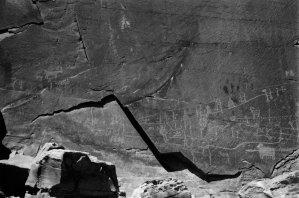 2011RA1101 Anasazi Rock Art, Utah 2011