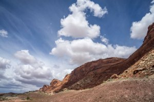 20150559DC Comb Ridge No.1, Utah 2015