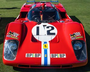 20151350DC 1970 Ferrari 512M Race Car 2015
