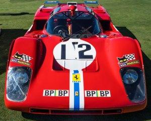 20151350DC 1970 Ferrari 512M Race Car 2015