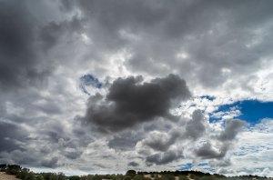 20180201DC Clouds, El Camino Real No.1, NM 2018