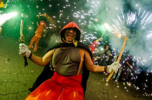 Diables de Lleida (Lleida – XVIII Gran Nit de Foc)