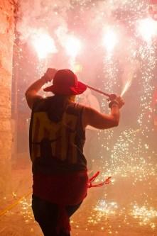 Diables Bèsties Feréstegues de Balaguer (Àger - 11/08/12)