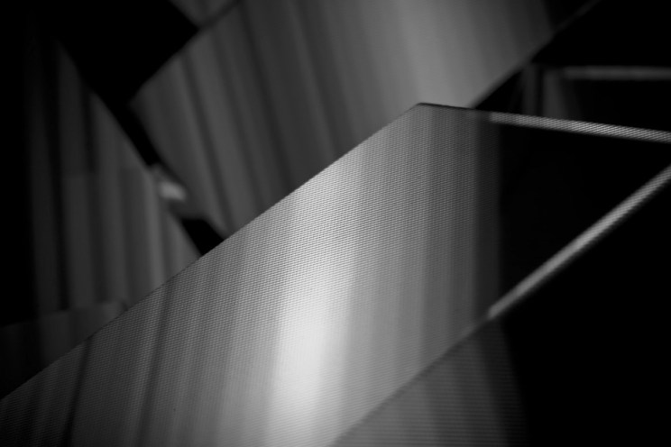 Light sculpture v2 - Mapping festival, Geneve 2008