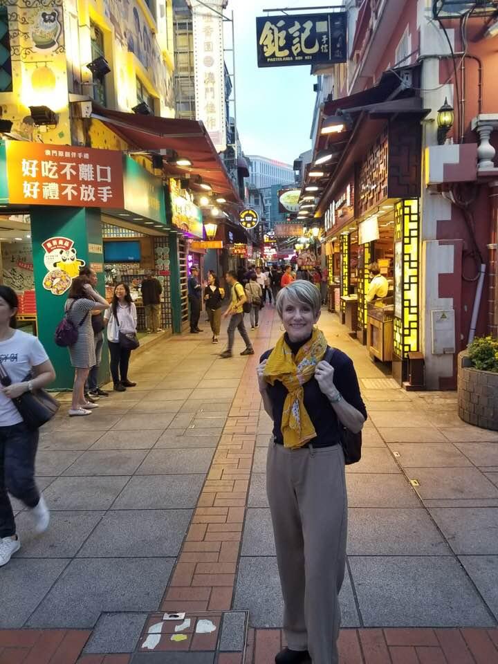 Traveling in Macau