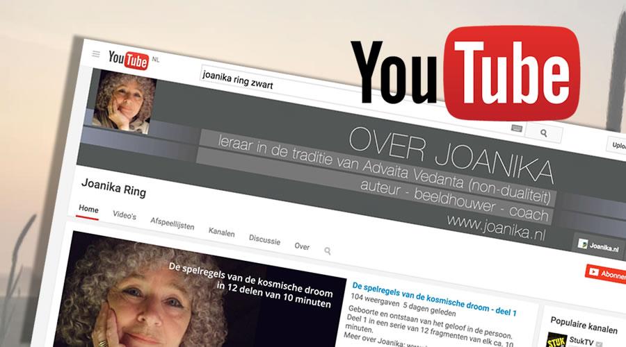 Joanika op YouTube
