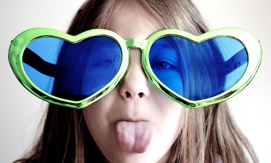 Iedereen krijgt zo zijn eigen bril waar doorheen hij de wereld projecteert