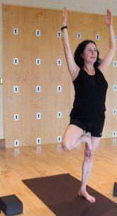 Joan Mead-Matsui Tree Pose