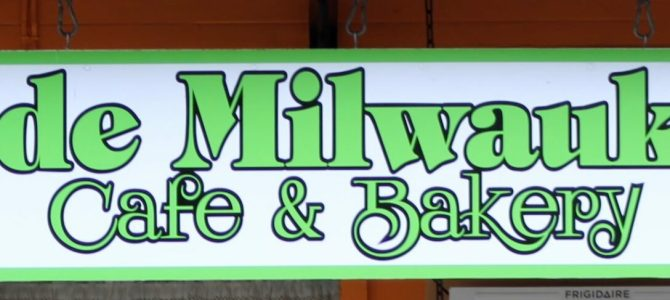 Old Milwaukee Cafe & Bakery Historic Charm