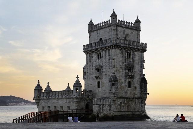2Belém Tower Lisbon