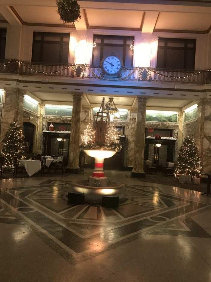 Scranton landmark hotel