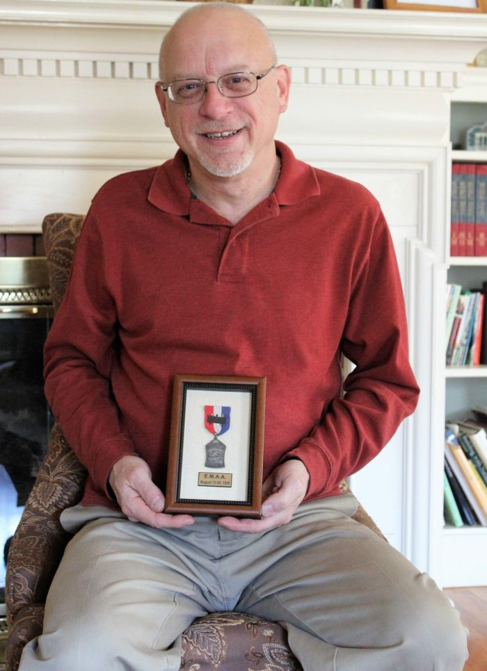 Richard Lobach Eagles Mere Inn innkeeper