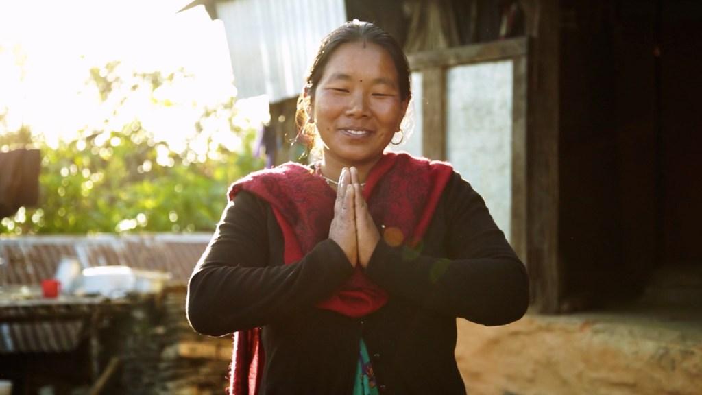 still from Chandra's story documentary short by director Joanna Bowers