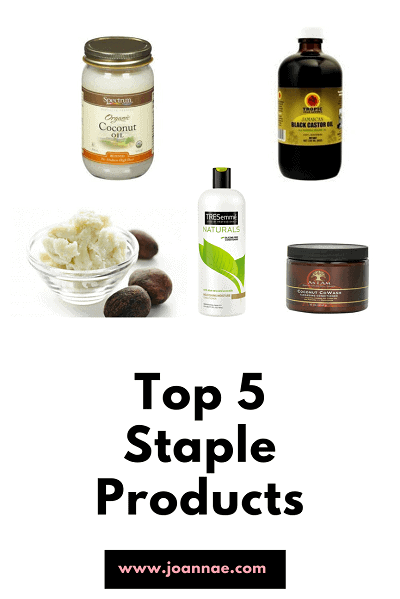 Top 5 Staple Products
