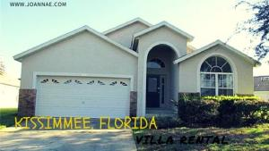 Kissimmee Florida Villa Rental