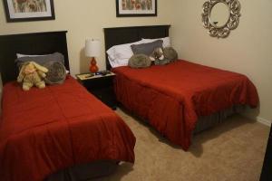 Villa Rental Kids Bedroom 2