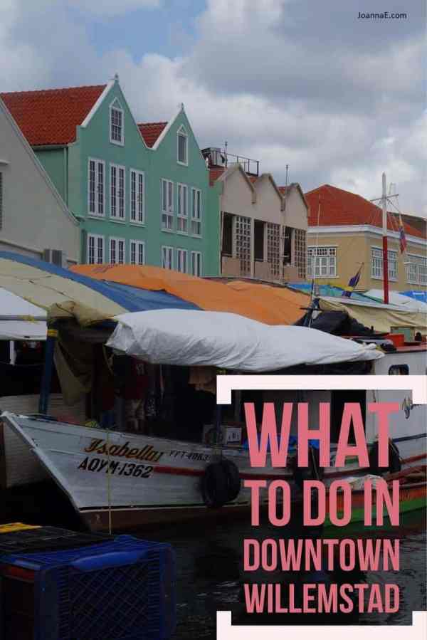 What to do in downtown Willemstad, Curaçao