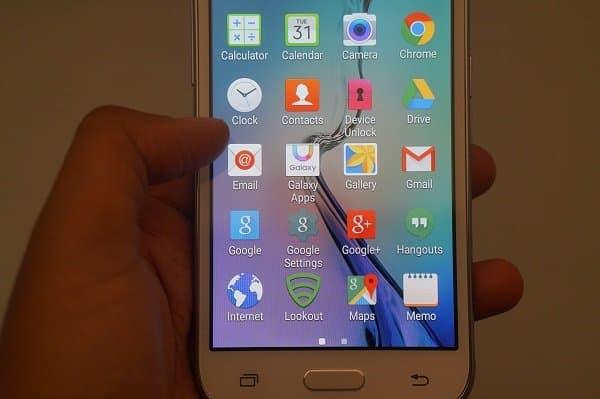 Samsung Core Phone