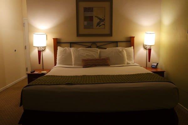 verdanza hotel room