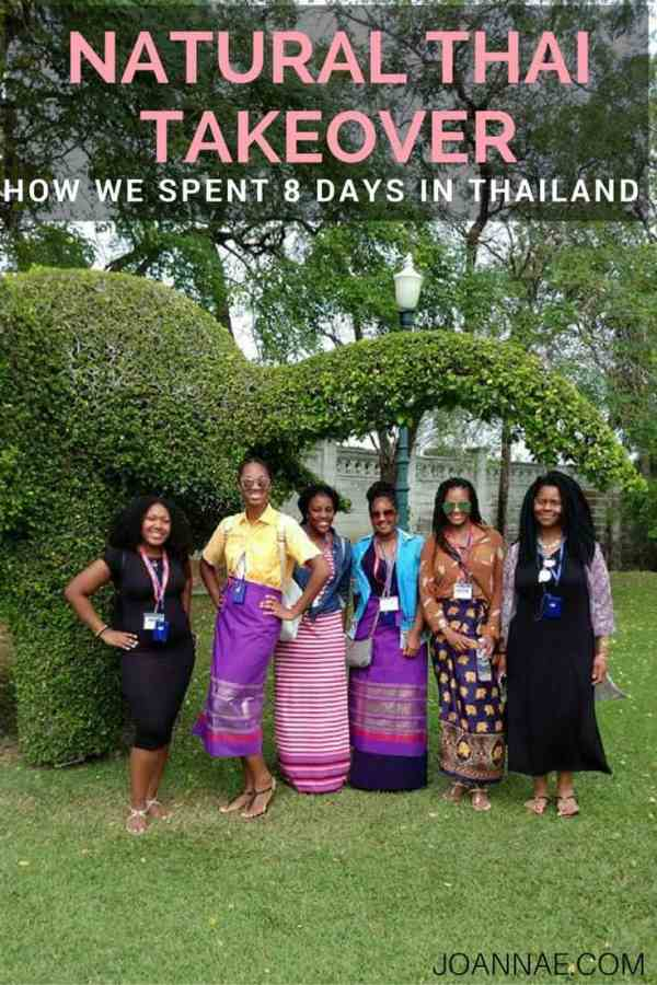 Natural Thai Takeover How to spend a week in Thailand