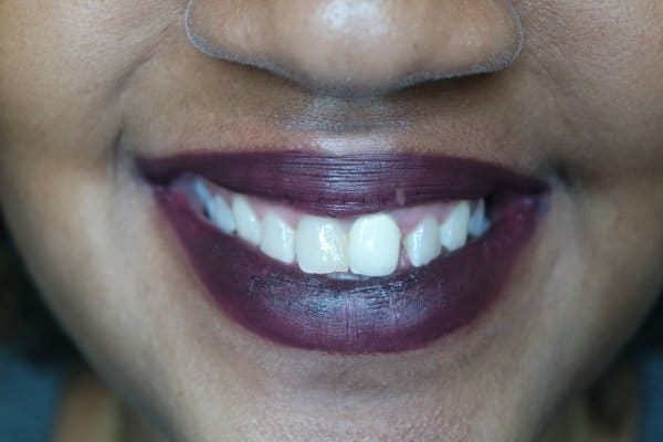 E.L.F. Moisturizing Lipstick - Vampy Violet