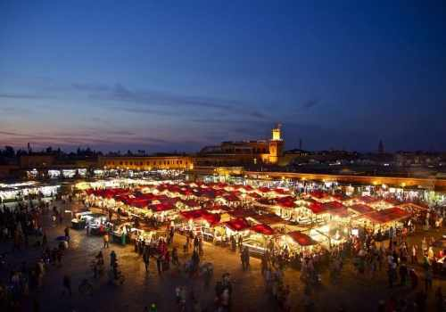 A Quick Guide to Visiting Marrakech, Morocco