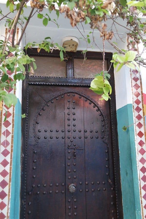 Doors in Morocco - Rabat 5
