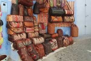 Moroccan Leather