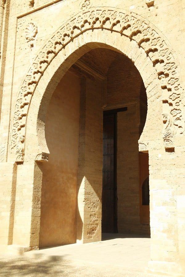 Doors in Morocco Rabat 6