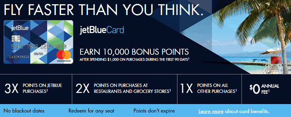 Jet Blue Card Application