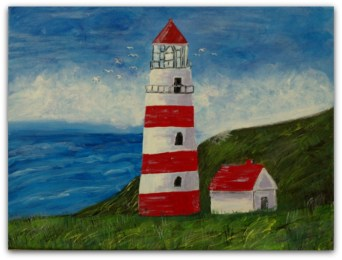 PAINTING ON CANVAS, ACRYLIC SIZE 30x40cm (11,81x15,75 inch), CATALOGUE NO. 36, STATUS: AVAILABLE