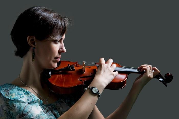 , Sophie Van Aerde – violinist, doctor