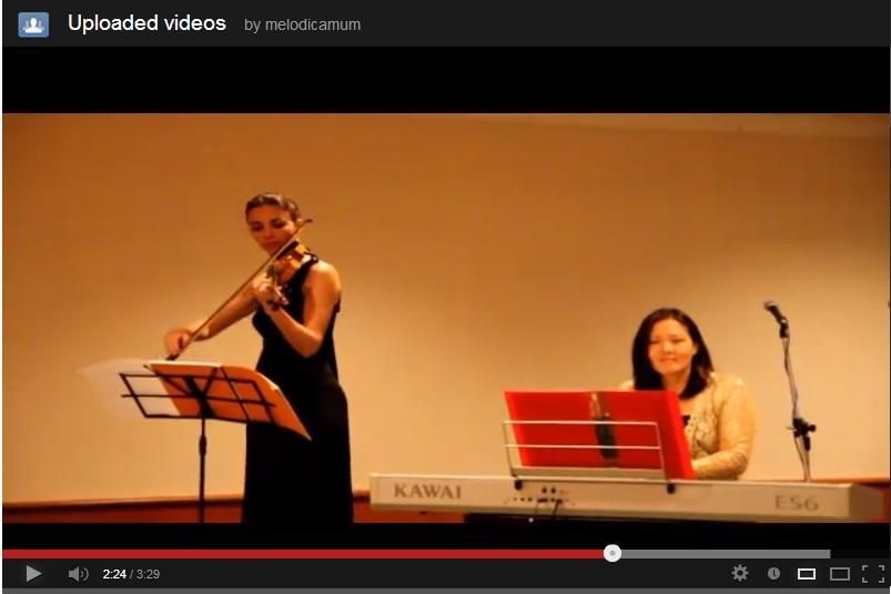 Klasik Elastik plays Por Una Cabeza – video