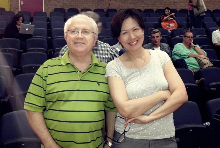 Da Boss! Shaun Dorney, QMF Orchestra Director and Conductor