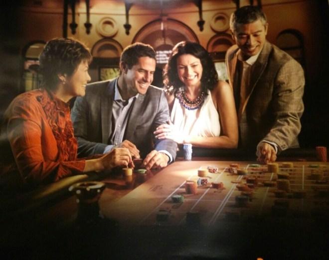 , Treasury Casino photoshoot