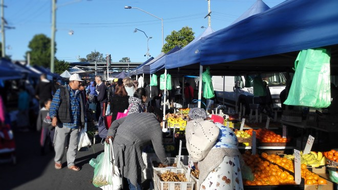 , My Logan: Sunday Markets in Woodridge