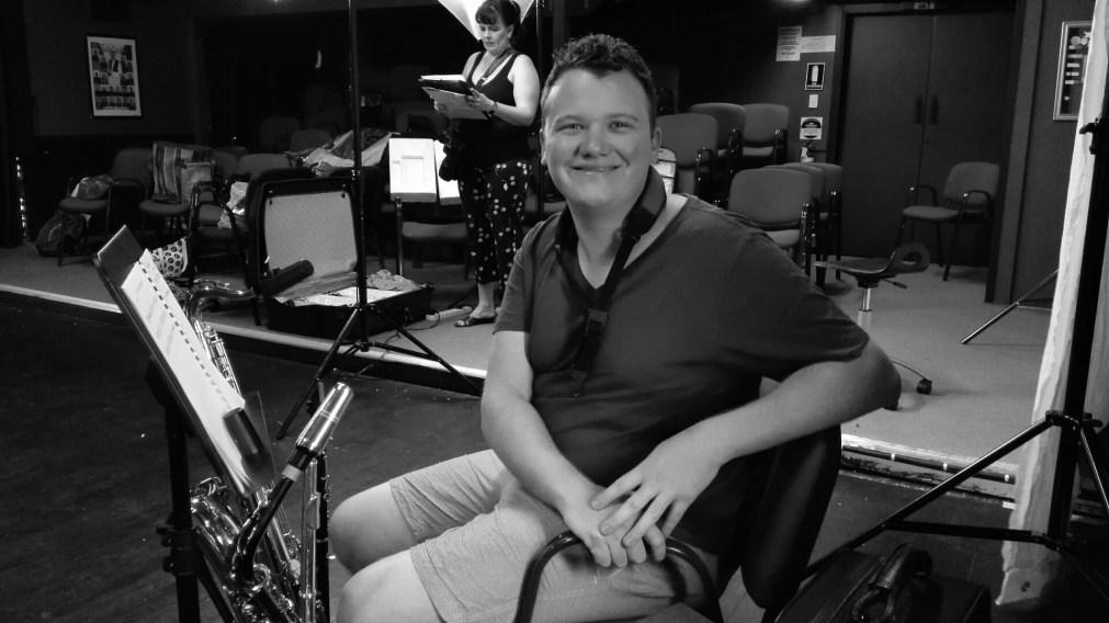 Alex Mackenzie, multi-instrumentalist