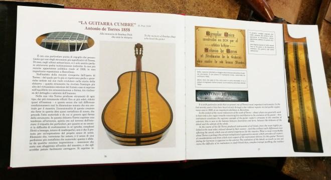 Antonio de Torres, Richard Howell, classical guitar, luthier