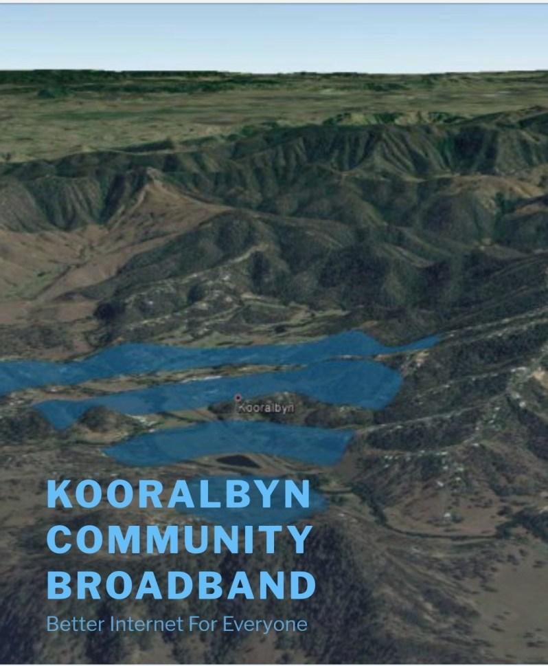 Kooralbyn internet business entrepreneur, Michael Hoggett – Kooralbyn Community Broadband