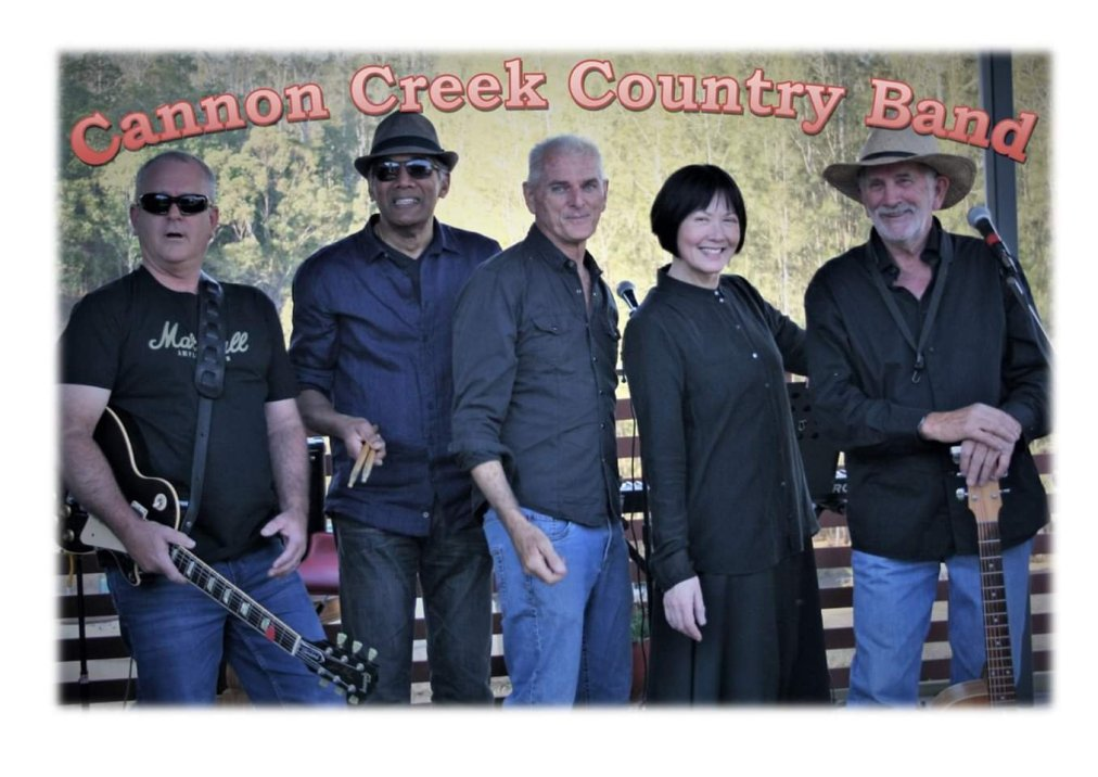 Introducing the Cannon Creek Country Band (CCCB)