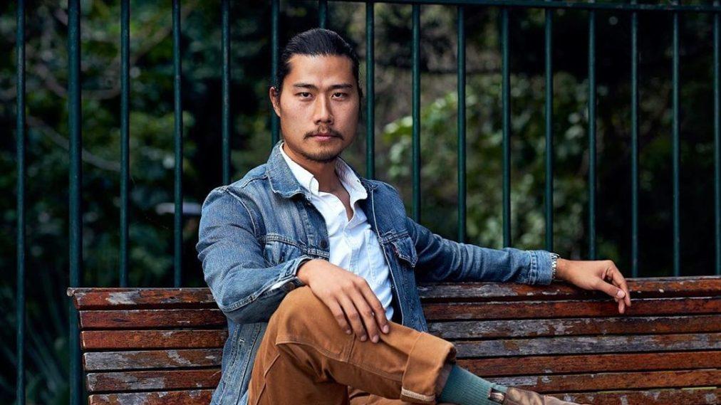 Sen Shao, model & actor